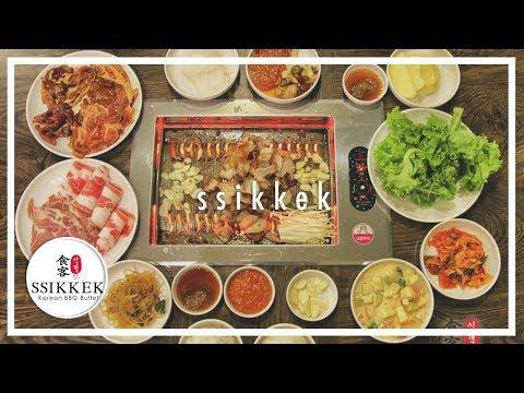 MUKBANG TO-GO: Ssikkek Pantai Indah Kapuk (PIK) (How To Deal with All You Can Eat Foods)