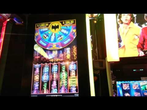 Batman and Robin Slot Machine at Fandango Casino in Nevada