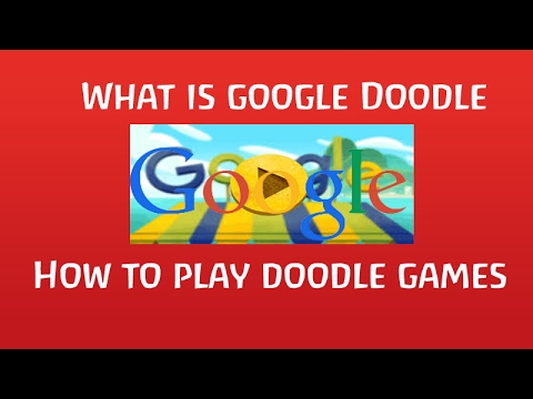 how to play google doodle games