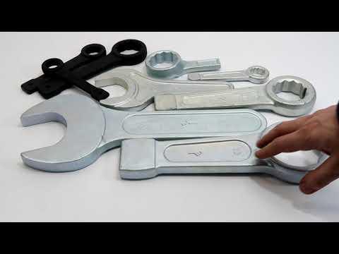Ключи больших размеров