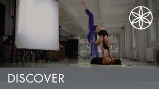 Behind the Scenes with Two Fit Moms | Discover | Gaiam