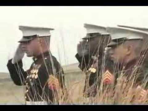Funeral for Marine Lance Cpl. Joshua Pickard in California