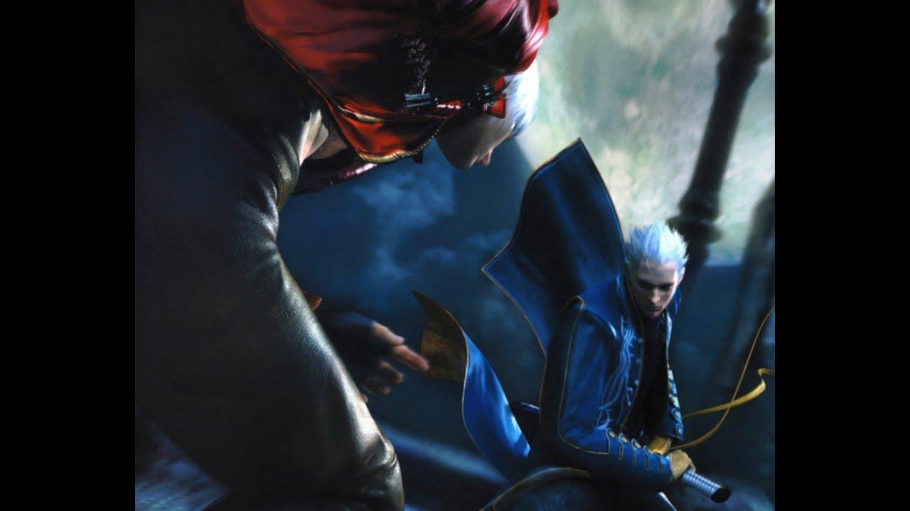 Devil May Cry 3 Dante Vs Vergil Round 1 Dante Must Die Hd