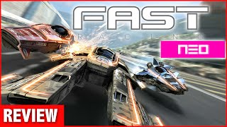 Fast Racing Neo Review (Video Game Video Review)
