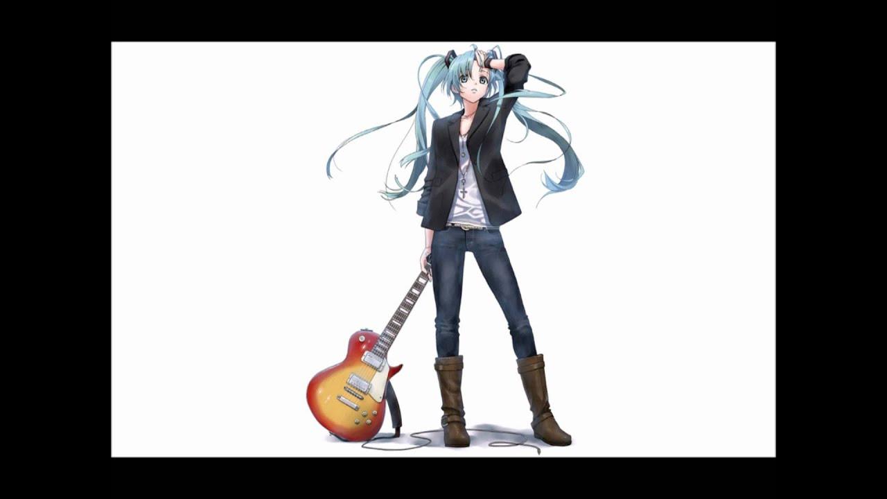 Anime guitar
