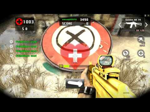 Dead Trigger 2 Gameplay Android - Mobile Nvidia SHIELD Tablet K1 2 GB