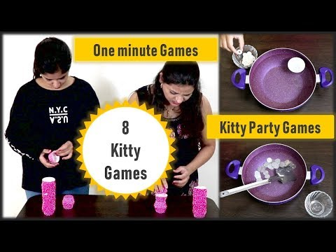 Kitty Party Games | 8 Kitty Games | New Kitty Party Games 2019