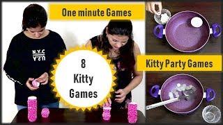 Kitty Party Games   8 Kitty Games   New Kitty Party Games 2019