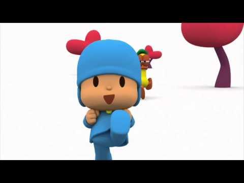 Đi nào Pocoyo - Chuẩn bị , sẵn sàng, chạy (vietnamese) HD 720p