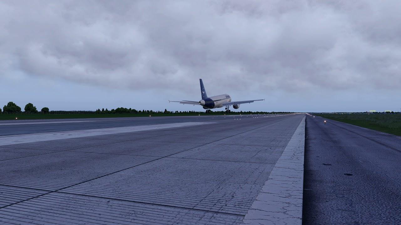 |X-Plane 11| Planespotting at Munich Airport