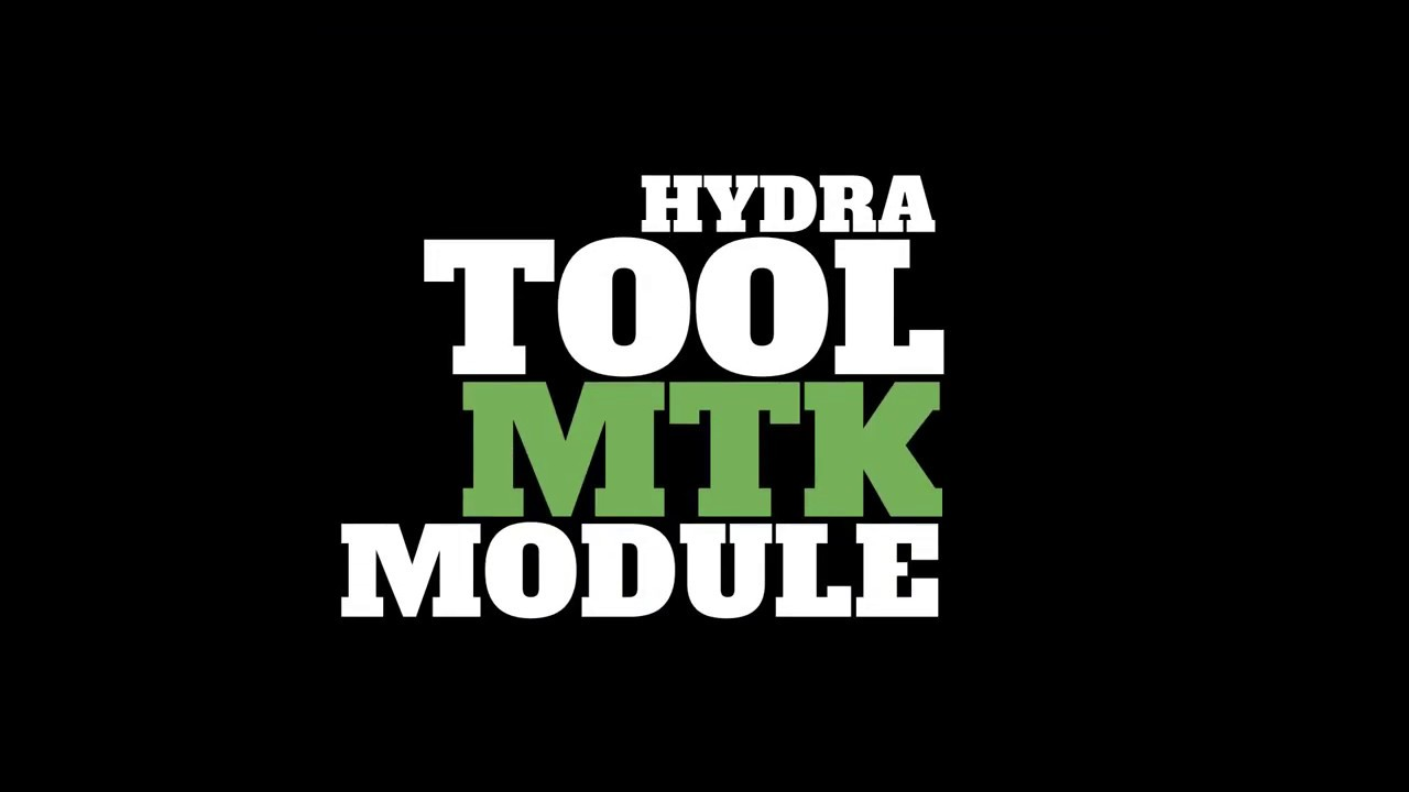 Hydra Dongle for MTK SPD Qualcomm