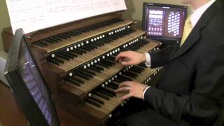 Battle Cry of Freedom arr. Richard Elliott | Hauptwerk Virtual Pipe Organ