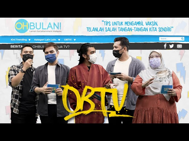 [OBTV] Telanlah Salah Tangan-Tangan Kita Sendiri, Meninggal Dunia Ketika Sedang Live