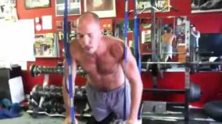 Great Strength Workout For Boxing