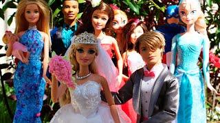 O Casamento de Barbie Beatriz e Ken - COMPLETO!!!