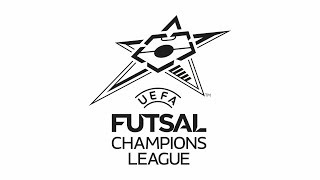 Лига чемпионов УЕФА по мини футболу МФК Тюмень Россия vs Спортинг Португалия
