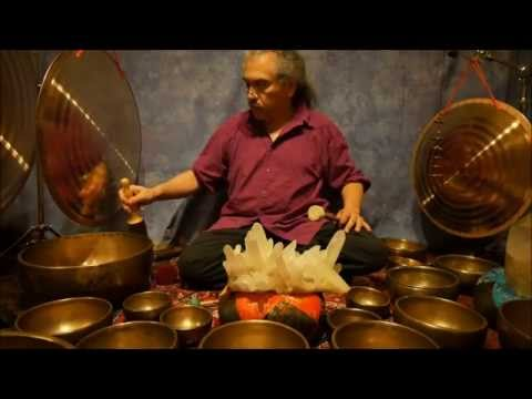 Crystal Chakra Meditation 1 Hour