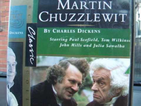 MARTIN CHUZZLEWIT  BBC  1995   INCIDENTAL  MUSIC.