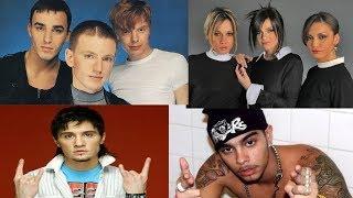 Русские хиты 2 часть (2000-2009) клипы нулевых