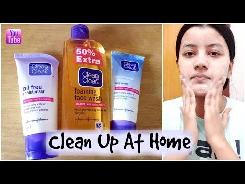 Clean Clear Advantage Acne Spot Treatment Review Youtube