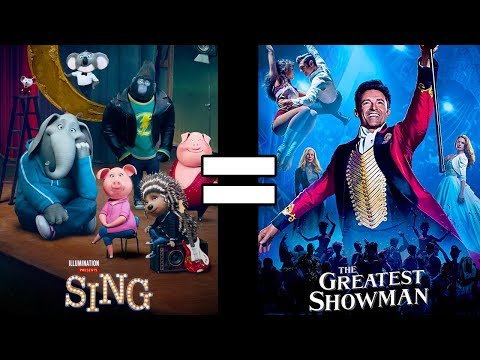24 Reasons Sing & The Greatest Showman Are...