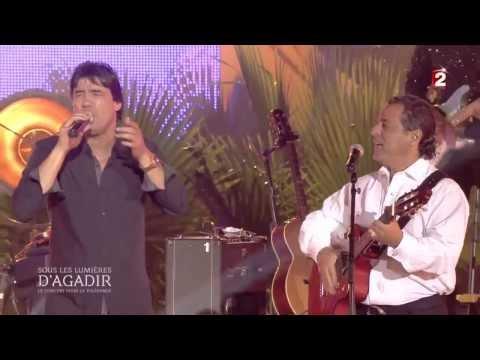 Chico et les Gypsies : Bamboleo / Djobi Djoba / Volare / Marina - 9ème Concert pour la tolérance