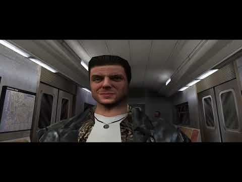 Max Payne Gameplay Walkthrough Part 1 - The American Dream - Chapter 1 - Roscoe Street Station