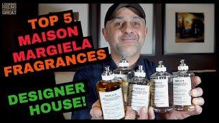 Top 5 Maison Margiela Fragrances | My Favorite Maison Margiela Fragrances, What Are Your Favorites?