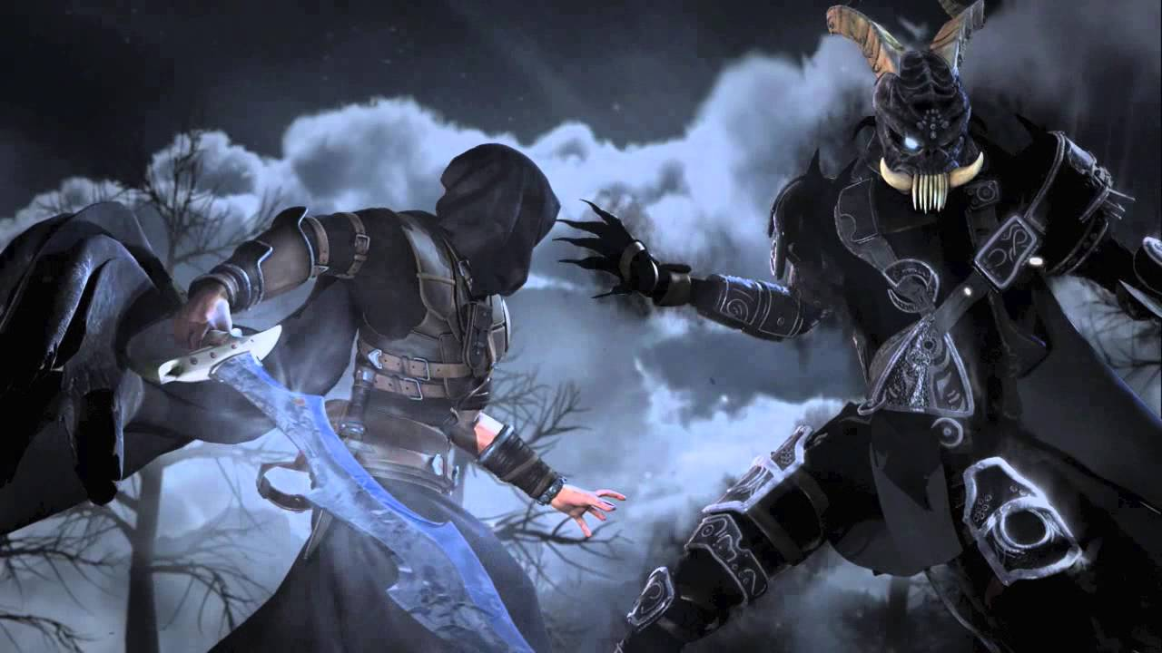 Neverwinter Nights 2: Complete trailer