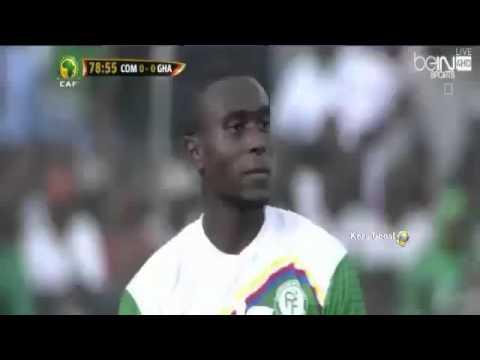 Comoros vs Ghana 0 0 Full highlights Comores 13 11 2015