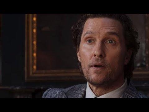 Джентльмены - трейлер (2020)