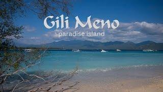 Gili Meno - paradise island
