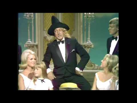 The King Family With Ray Bolger At The Hollywood Palace