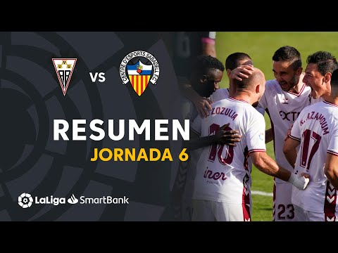 Albacete Sabadell CE Goals And Highlights