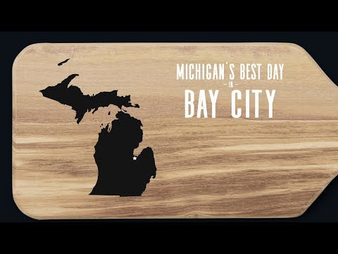 6 great places in Bay City to have a Michigan's Best day.