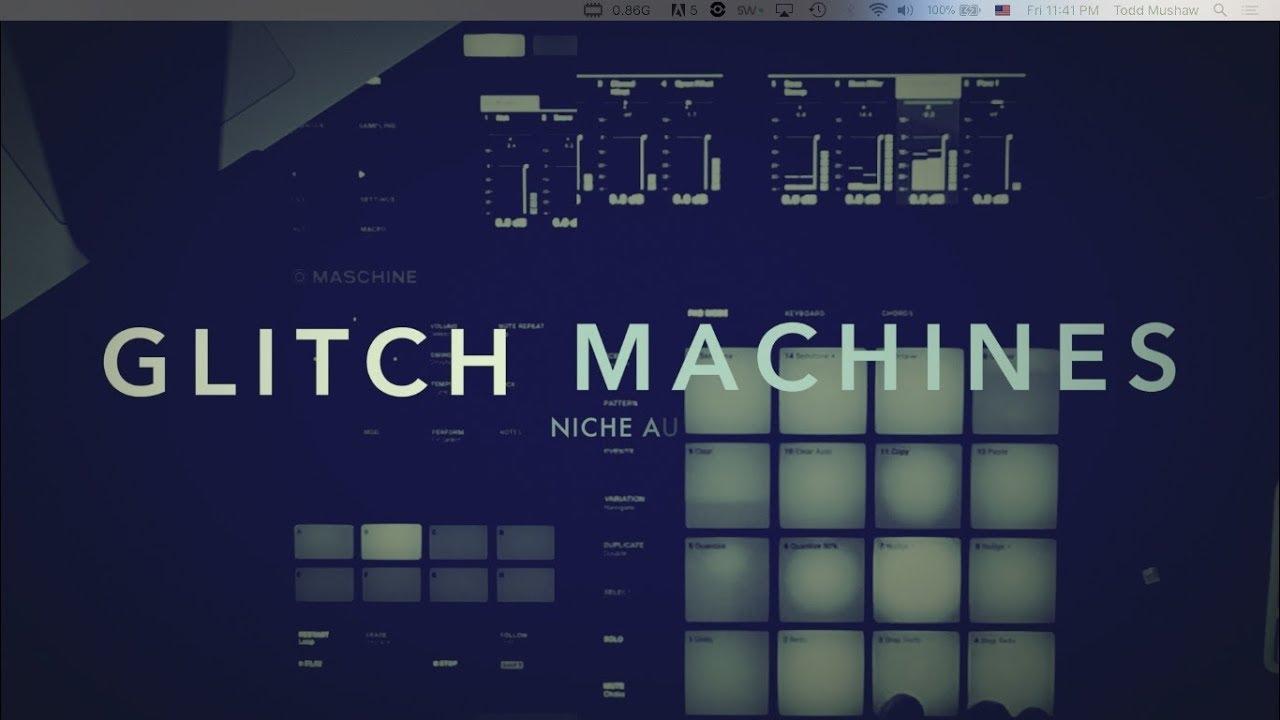NICHE AUDIO GLITCH MACHINE REVIEW PART I #1