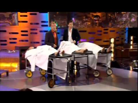 The Graham Norton Show 2007 S2x10 Sharon Osborne, Louis Walsh. Part 1. YouTube