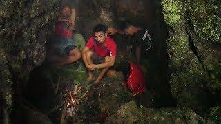 เข้าป่าลึก เอาชีวิตรอดในถ้ำหลวง 48 ชม.โคตรอันตราย !!