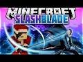 Minecraft: Mod Showcase - SlashBlade  SWORDS AND SPECIAL ABILITIES