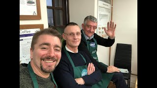 Glesga Roasters training sesh at the Scottish Barista Academy (full version)
