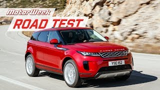 The 2020 Range Rover Evoque: Pretty and Practical