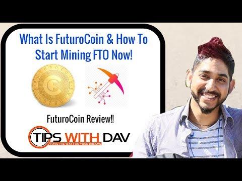 How To Start Mining FuturoCoin | Futuro Coin Review