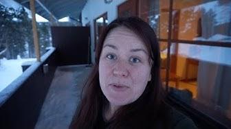 Santa's Lapland Santa's Hotel Tunturi Saarisleka Room Tour