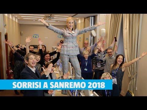 Sorrisi a Sanremo 2018