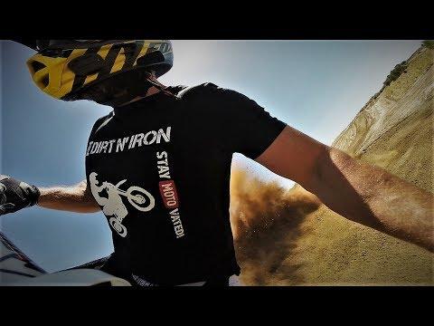 Day at the Motocross Track Suzuki RMZ 450 - Motovlog