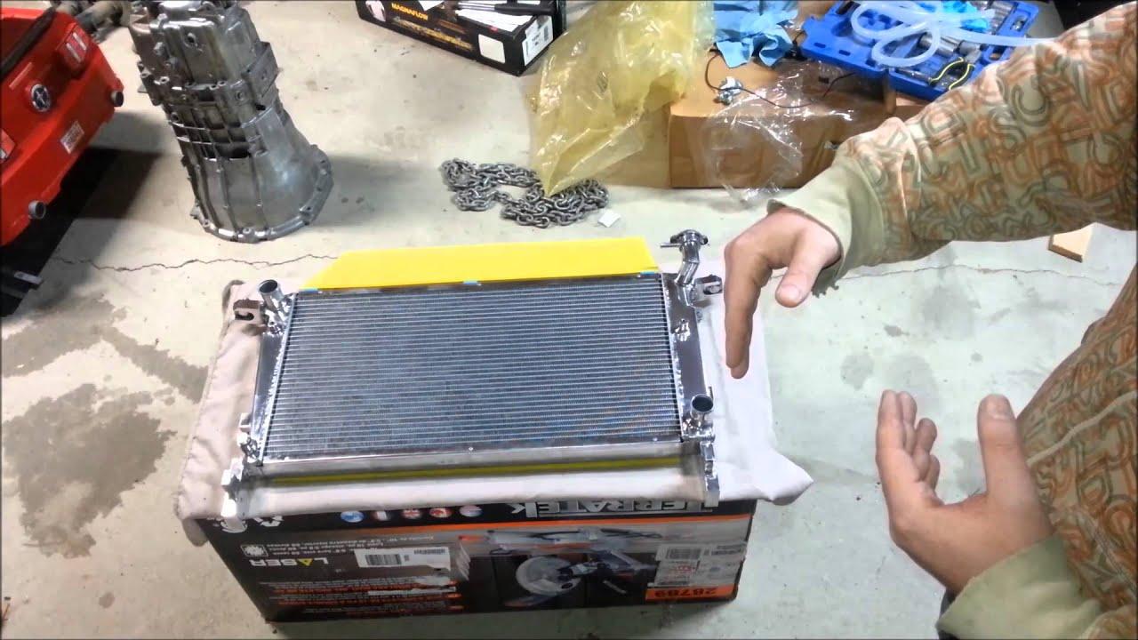 CSF radiator review