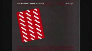 OMD - Red Frame-White Light, live