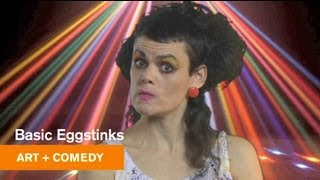"Dynasty Handbag Eternal Quadrangle (clip) ""Basic Eggstinks"" - Art + Comedy - MOCAtv"