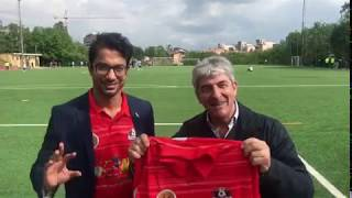"""Message from the Football Legend, """"Paolo Rossi"""""""