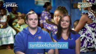 Syntax4Charity promovideo